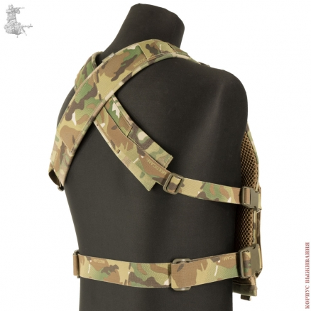 Adapter for front panel THORAX MultiCam®