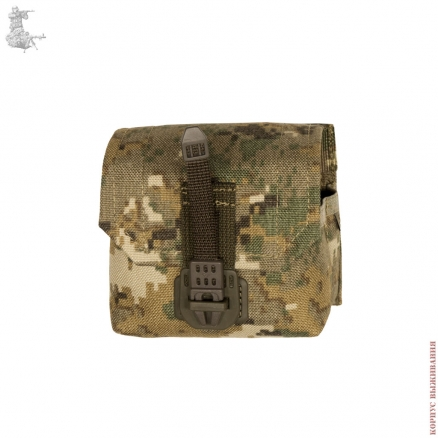 Pouch for 2 SVD mag. QR-2, SURPAT®