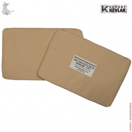 Side Kevlar insert (L) THORAX